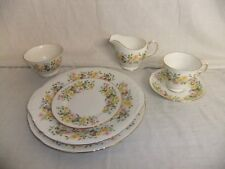 C4 Porcelain Colclough Bone China Hedgerow (pattern no.8682) 5A2C