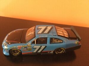 2011 ANDY LALLY TRG MOTORSPORTS CUSTOM 1:24 AUTOGRAPHED DIECAST