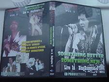 ELVIS PRESLEY DVD- SOMETHING BETTER SOMETHING NEW VOL.4