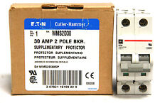 Cutler Hammer WMS2D30 Circuit Breaker 30A 415V 2P Supplementary Protector NEW