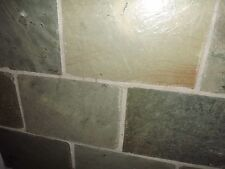 Slate tiles 200x300mm  about 15mm thick cost per 1m2 $22 STRONG