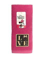 Disney Minnie Mouse Xoxo Hand Towel