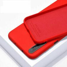 Funda para Huawei P30 Lite P40 P20 Pro Honor 20 cubierta de silicona a prueba de golpes líquido