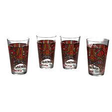 4 x Captain Morgan Tiki Glasses 250ml