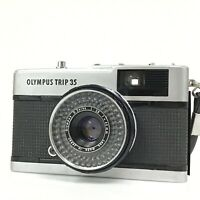 Olympus TRIP 35 40mm F2.8 Compact 35mm Film Camera From Japan [KC]