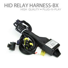 HID Relay Harness H4 9003 12V 35W/55W Bi-Xenon High/Low HID Relay Harness