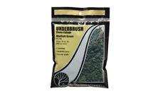 Woodland Scenics Underbrush Medium Green Bag FC136