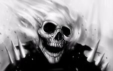 Ghost Rider Poster Length :800 mm Height: 500 mm SKU: 4148