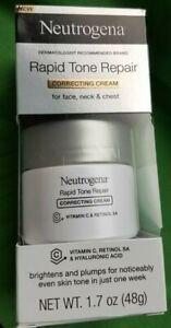 BRAND NEW-Neutrogena Rapid Tone Repair Correcting Cream, 1.7 oz.