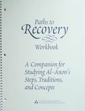 Paths to Recovery Workbook Spiral-bound – 2017 by Al-Anon Family Groups Like New