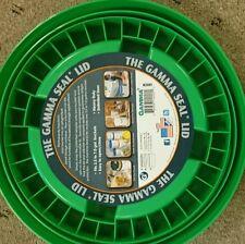 seal lid green