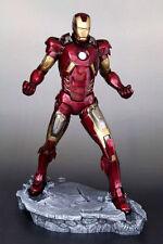 Unpainted 1/6 AVENRGERS Iron Man Mark VII , resin model kit,