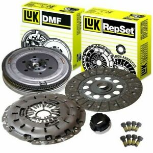 ANNO LUK DMF, BOLTS AND A CLUTCH KIT FOR BMW 3 SERIES E90 BERLINA 320D XDRIVE