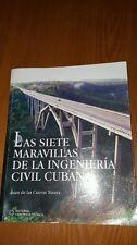 Las siete maravillas de la ingenieria cubana Paperback Book (Spanish)