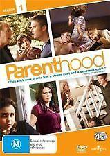 PARENTHOOD - SEASON 1 - BRAND NEW & SEALED R4 DVD (4-DISC SET)