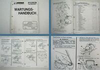 Mariner Mercury 30 40 Zweitakt Motor Werkstatthandbuch Wartungshandbuch