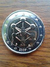 "pièce neuve belgique 2 euros 2006 ""atomium"""