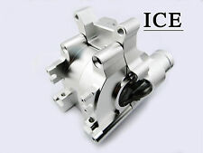 Losi 1/5 Alloy Rear Diff Housing ICE RC Losi 5ive Rovan LT KM X2 ICE3035 SILVER