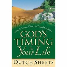 God's Timing for Your Life - Paperback NEW Sheets, Dutch 05/04/2001