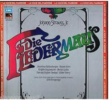 Strauss Jr: Die Fledermaus: Boskowsky, Gedda, Fischer-Dieskau, Berry - LP Vinyl