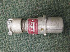 Crouse-Hinds Plug CPH7714 7/30A 460/115-230V 3W 4P 3Ph Used
