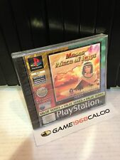 MOSES PRINCE OF EGYPTE PAL PS1 NUOVO SIGILLATO NEW SEALED PLAYSTATION 1 RARO