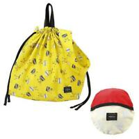 Pokmon PORTER PACKABLE SHOULDER BAG 1996 Rare Limited Piakchu Yellow