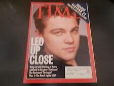 Leonardo DiCaprio - Time Magazine 2000