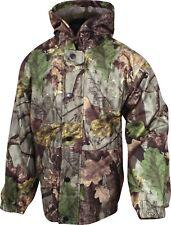 Childs Childrens Kids Evolution Camo Waterproof Shooting Hunting Jacket Coat