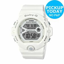 Casio Baby-G Ladies' Shock Resistant Watch - White.