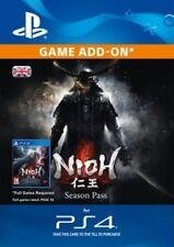 Nioh Season Pass DLC PS4 -  Same Day Dispatch