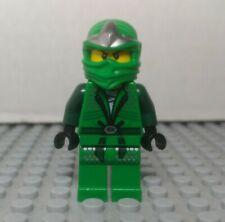 Lego Ninjago Minifigure Lloyd - Rebooted with ZX Hood Ninja 10725!
