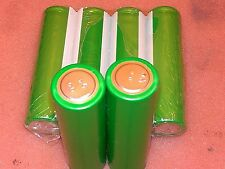 12 NEW Sony Li-ion 18650 Lithium Batteries 2400mAh US18650GR Green Cell in Japan