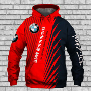BMW Motorsports/TOP Men's US 3D Hoodie/HOT GIFT FOR U/Size S to 5XL