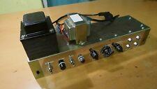 Fender 5E3 Tweed Deluxe, DIY clone kit, guitar tube amplifier, ASSEMBLED