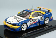 Nissan Skyline (r33) #10 3rd Fuji Gt 1995 Akira Iida 1:43 Model 43933 EBBRO