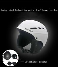 GSOU SNOW Skiing Helmet Safety Integrally Snow Helmet for Roller Skating