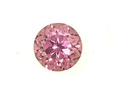 1.93ct Natural Extra Fine Pink Mahenge Garnet - Round - AAA+ - Tanzania