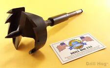 "Drill Hog USA 24"" Extension for Self Feed Bit Forstner Lifetime Warranty"