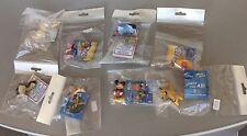 Disney Micro World Corinthian  8x Disney Characters #new sealed