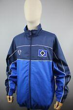 Hamburger SV Hamburg HSV Nike Vintage Football Jacket Retro Soccer Zip Size XL