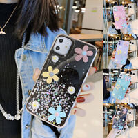 Cute Protection Cellphone Shell For iphone11 11pro Flower Cover Phone Skin Case