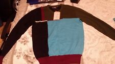 IJP Design Mens Luxury Golf Sweater by Ian James Poulter - NEVER RELEASED!
