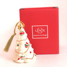 Lenox Merry Little Christmas Tree Ornament 866850 New in Box