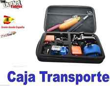 Funda transporte  Vídeo Cámara ROLLEI ACTIONCAM 300  Deportiva sumergible M10