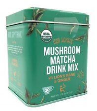 Four Sigmatic Mushroom Matcha Drink Mix 60g 20 Servings Lions Mane Powder 2.12oz