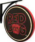 Red Dog 2 - Sided Pub Sign