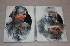 The Witcher 3 - The Wild Hunt Steel Case STEELBOOK G1 PC No Man's Land