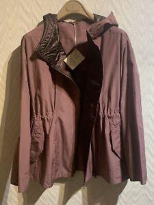 £ 2,160BRUNELLO CUCINELLI Women's hodded Jacket  Size 42