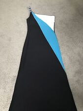Stunning - Long One-Shoulder Bodycon Dress  - Slim Fit - Great Condition